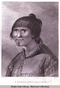 Aleutian Women